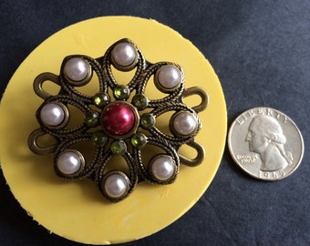 Brooch Silicone Mold