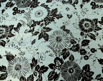 Stretch Cotton Fabric by the Yard, Fabric by the Yard, Yardage