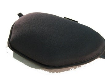 Large Motorcycle Seat Pad For Front Cruiser/Touring or Rear Touring Seats