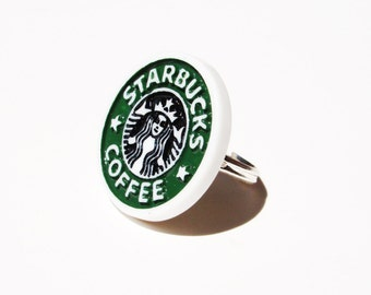 Starbucks Ring FREE SHIPPING