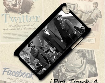Abraham Lincoln cell phone Case / Cover for iPhone 4, 5, Samsung S3, HTC One X, Blackberry 9900, iPod touch 4 / 064