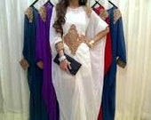 Beautiful Indonesian Kaftan especially made for the petite ladies