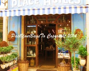 """Fine Art Photography, Aix-en-Provence, France - """"La Boutique"""""""