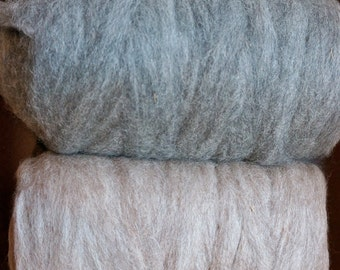 Pure Alpaca Roving for spinning