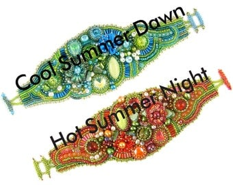View Bead Embroidery PDFs By AnnBensonBeading On Etsy