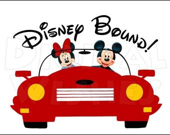 Disney Cars Clip Art Etsy