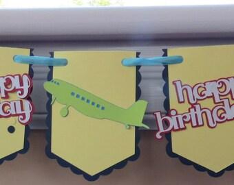 Mini Banner, Happy Birthday banner, Happy Birthday card, Office gift