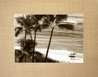 Waikiki Surfer - Waikiki, Oahu, Hawaii