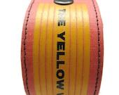 Book Binding Bracelet, CUFF, or Bookmark: The Yellow Wind