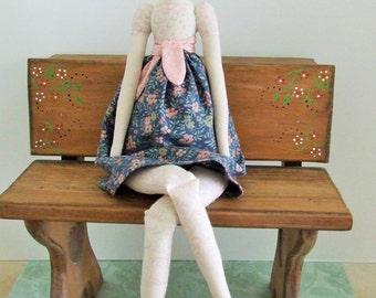 Handmade Tilda Style Doll