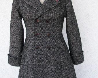 Famous Tweed Overcoats---Custom Made