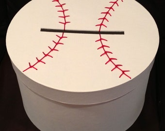 Baseball Gift Card Holder