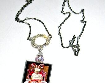 Fairy Tale Princess Necklace