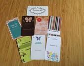 10 Knitting Gift Tags (Variety Pack)