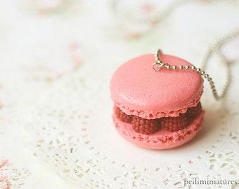 Macaron Necklace - Macaron Jewelry
