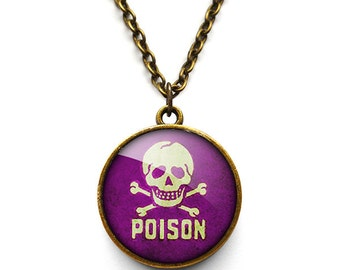 Poison No.2 Necklace (DJ09)
