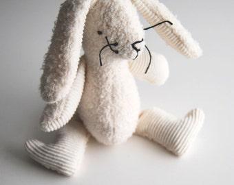 Eco Organic Natural Bunny Rabbit Doll Stuffed Animal Toy