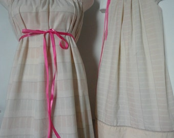Mother Daughter Dresses. Matching Dresses. Peach Dresses. Gingham Dresses. Picnic Dresses. Mom and Me. Mommy n me clothing. Matching outfits