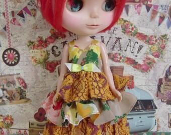On sale Blythe handmade dress set 1 item