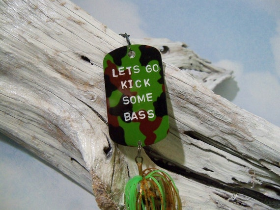 Personalized mens gift for him fishing lure by luregasmic for Fishing gifts for him