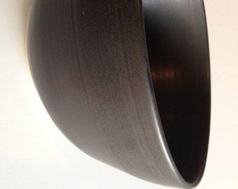 Item 207 Black Bowl