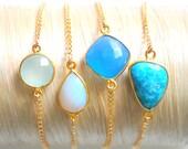 Tahiti Bracelets- select stone