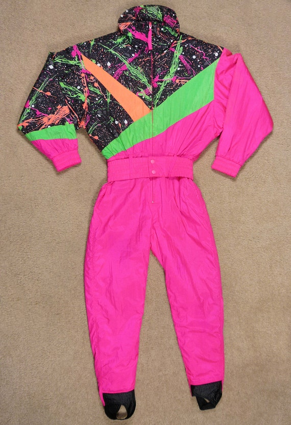 fabulous crazy neon outfits 10