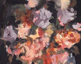 Wildflowers .  giclee art print
