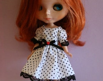 Pretty In Polkadots dress for Blythe