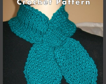 Free Crochet Pattern For Ascot Scarf : Popular items for ascot scarf on Etsy