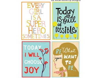 Greeting Cards for Girls