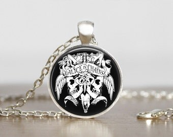 Alice in Chains Jewelry pendant