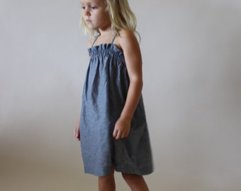 NEW Cosmos Dress  / PDF sewing pattern / Children's sizes 12m to 6yr / Instant download