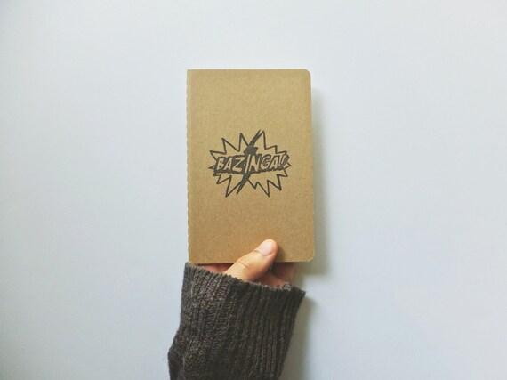 The Bazinga Notebook
