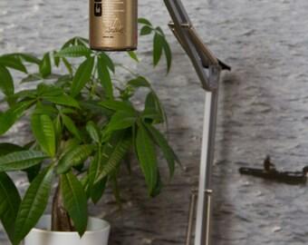 Tall Spray Paint Swivel Arm Architect  Lamp