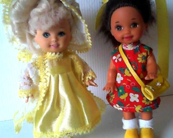 Mattel Kelly Style Dolls