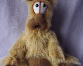 Meet Poddle A Handmade One Of A Kind Artist Bear From Billington Bears