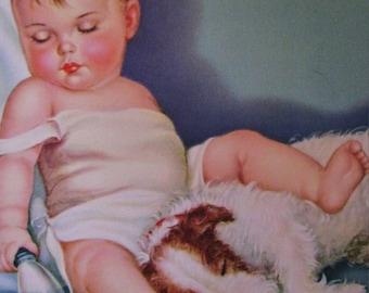 Pal Charlotte Becker Calendar Art Print