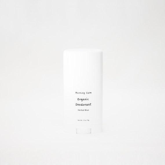 Organic Deodorant  2.5oz