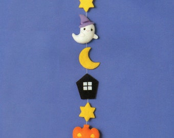 Witches Stitches Halloween Mobile Home Decoration Ornament