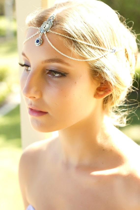 Headpiece Weddings Bridal Headpiece Wedding by ...
