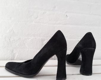 Via Spiga Shoes Witch Square Toe Heel