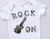 Guitar Bodysuit / Baby /