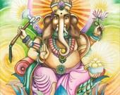 Ganesha - Lord of Supreme Consciousness