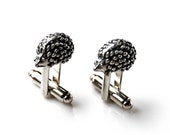 Hedgehog Cufflinks - Gifts for Men - Anniversary Gift - Handmade - Gift Box Included