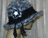 Ladies Mohair Hat