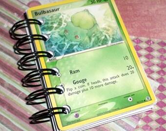 Bulbasaur Pokemon TCG Sketchbook