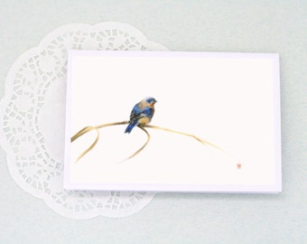 GREETING CARD: Simplicity 4 (Blank inside, 98x148 mm)
