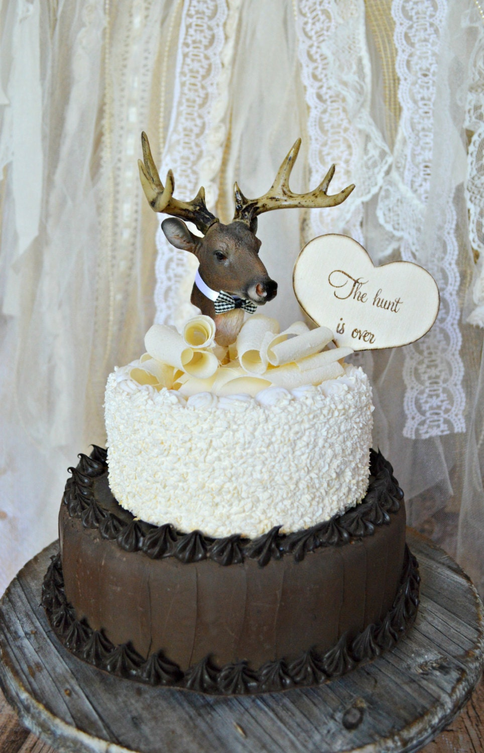 Hunting Cake Toppers
