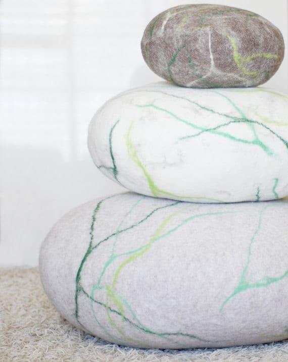Floor Pouf Floor Pillows Seat Cushions Decorative Pillows